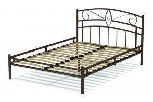 Кровать металлическая Арго - Мебельная фабрика «Гайвамебель»