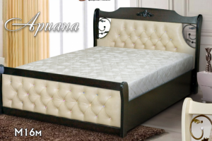 Кровать Ариана - Мебельная фабрика «Селена»