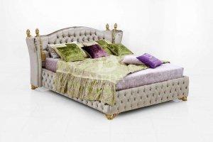 Кровать Аристократ - Мебельная фабрика «Меда»