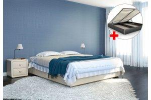 Кровать Аврора с подъемным механизмом - Мебельная фабрика «Perrino»