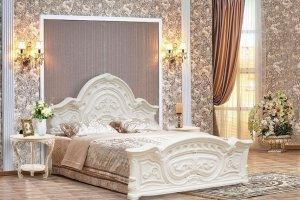 Кровать Барокко - Мебельная фабрика «Аристократ»