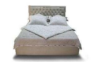Кровать белая Грета - Мебельная фабрика «Darna-a»