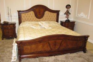 Кровать Bellagio 206 - Импортёр мебели «Carvelli»