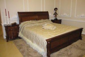 Кровать Bellagio 236 - Импортёр мебели «Carvelli»