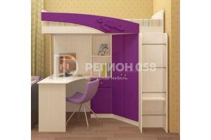 Кровать Бемби МДФ - Мебельная фабрика «Регион 058»
