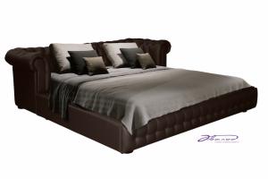 Кровать Бергамо - Мебельная фабрика «Эвальд»