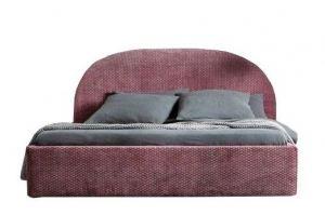 Кровать Бергамо - Мебельная фабрика «Black & White»