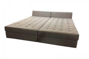 Кровать Бокс спринг - Мебельная фабрика «Ритм»