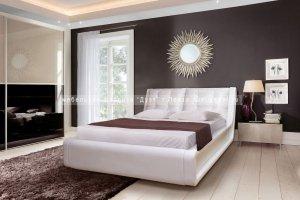 Кровать большая удобная Монреаль - Мебельная фабрика «Дуэт»