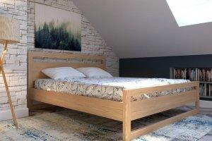 Кровать Браун - Мебельная фабрика «Diles»