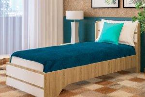 Кровать односпальная Браво 90 - Мебельная фабрика «Пирамида»
