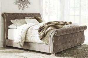 КРОВАТЬ CASSIMORE KING - Импортёр мебели «AP home»