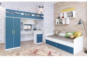 Кровать чердак Аракс - Мебельная фабрика «ЯРОФФ»