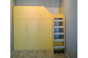 Кровать-чердак для детской - Мебельная фабрика «Мебелина»