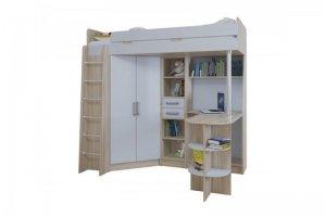 Кровать-чердак Карлсон-1 - Мебельная фабрика «Балтика мебель»