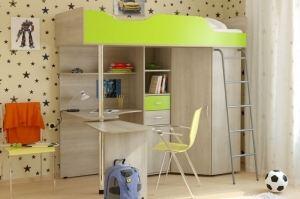 Кровать-чердак Карлсон - Мебельная фабрика «Крафт»