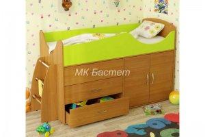 Кровать-чердак Мальвина - Мебельная фабрика «Бастет»
