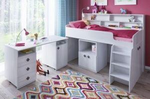 Кровать чердак Малыш 5 - Мебельная фабрика «ЯРОФФ»