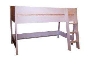 Кровать-чердак массив сосны - Мебельная фабрика «Упоровская мебельная фабрика»