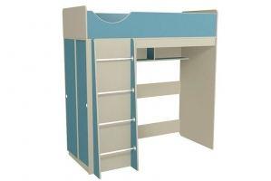 Кровать-чердак Находка 4 - Мебельная фабрика «Мебель от Михаила»