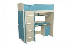 Кровать-чердак Находка 5 - Мебельная фабрика «Мебель от Михаила»