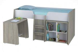 Кровать-чердак Polini Simple - Мебельная фабрика «Воткинская промышленная компания»