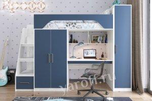 Кровать чердак Тея - Мебельная фабрика «ЯРОФФ»