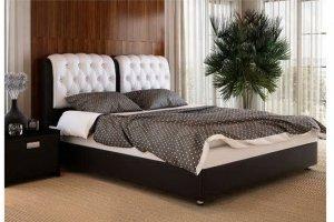 Кровать двуспальная Даллас - Мебельная фабрика «ИЛ МЕБЕЛЬ»