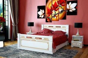 Кровать Дарина   - Мебельная фабрика «DM- darinamebel»