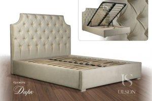 Кровать Дарк - Мебельная фабрика «Улсон»