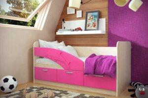 Детская Кровать Дельфин - Мебельная фабрика «Крокус»
