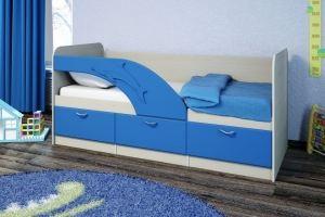 Кровать Дельфин МДФ - Мебельная фабрика «Террикон»
