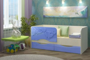Кровать Дельфин Н - Мебельная фабрика «Мебель Тек»