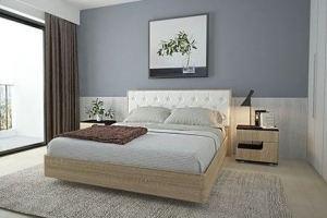 Кровать Дельта - Мебельная фабрика «Термит»