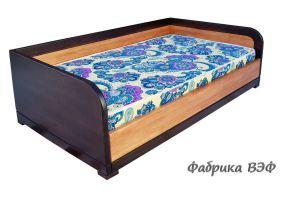 Кровать Дельта эко 3 спинки - Мебельная фабрика «ВЭФ»