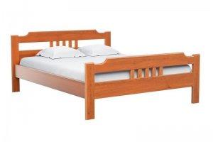 Кровать деревянная Дрим - Мебельная фабрика «Святогор Мебель»