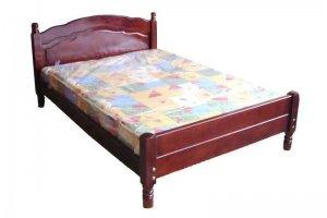 Кровать деревянная Филенка - Мебельная фабрика «Святогор Мебель»