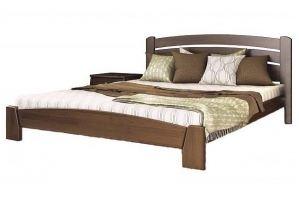 Кровать деревянная Селена - Мебельная фабрика «Святогор Мебель»