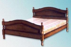 КРОВАТЬ деревянная ЖАННА - Мебельная фабрика «Мебель Мос»