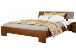 Кровать деревянная Жасмин - Мебельная фабрика «Святогор Мебель»