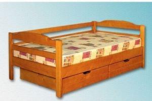 Кровать Детская - Мебельная фабрика «Pines (Пайнс)»