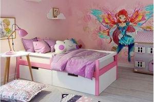 Кровать для девочки - Мебельная фабрика «VELDE»