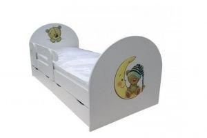 Кровать подростковая с рисунком - Мебельная фабрика «Сафаня»