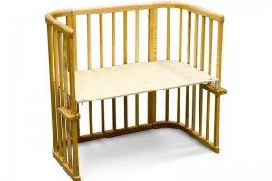 Кровать приставная Альянс бук КТП-1 - Мебельная фабрика «Феалта»