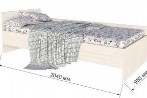 Кровать детская Анеси-4 - Мебельная фабрика «ИнтерЛиния»