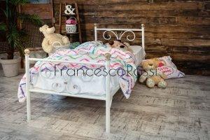 Кровать детская Бабочка - Мебельная фабрика «Francesco Rossi»