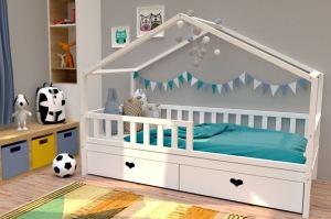 Кровать детская бук БК 02 - Мебельная фабрика «ВЭФ»