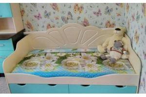 Кровать детская для девочки - Мебельная фабрика «Натали»