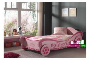кровать детская для девочки Лала - Мебельная фабрика «Мебельный Край»