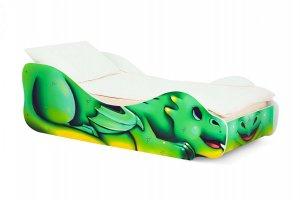 Кровать детская Дракон-Задира - Мебельная фабрика «Бельмарко»